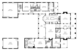 courtyard house plans floor plan courtyard u shaped house plans with pool floor plan u
