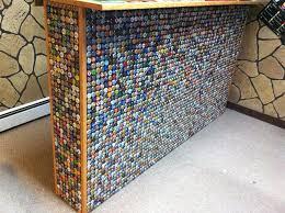 bottle cap table designs beer bottle cap wall art diy projects summer dma homes 67320