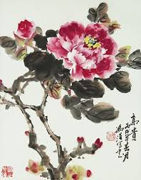 Japanese Flowers Pictures - best 25 chinese flowers ideas on pinterest chinese painting