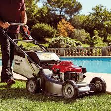 overview hrh lawnmowers lawn u0026 garden honda