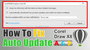 corel draw x7 update patch how to fix auto update of coreldraw x8 disable updates corel draw