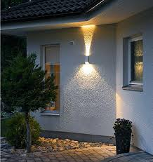 outdoor light with camera costco up down outdoor lights beacon led pillar wall light architectural