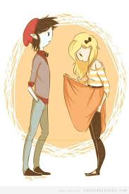imágenes hipster de hora de aventura fionna the human and marshall lee abadeer the vire king