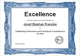 award certificate templates word certificate template 49 free