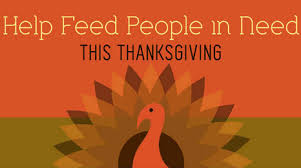 help feed in need this thanksgiving deal