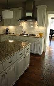 white kitchen cabinets with brown floors 99 fascinating kitchen backsplash decoration ideas for your