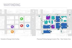 Virginia Beach Maps And Orientation Virginia Beach Usa by Virginia Beach Town Center Wayfinding Master Plan Clark Nexsen