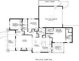 craftsman style house plan 3 beds 2 00 baths 1592 sq ft plan 895 34