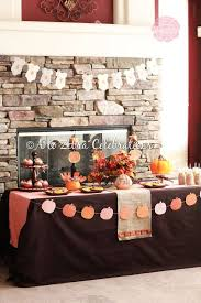 Pumpkin Baby Shower Ideas - baby shower party ideas photo 1 of 28 catch my party