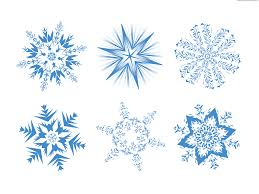 snowflake black and white clip art images jan 2018
