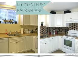 self stick kitchen backsplash self adhesive kitchen backsplash tiles interior wonderful adhesive