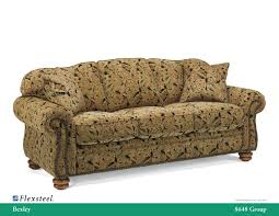 flexsteel 8648 bexley sofa group with nails