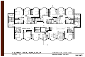 2 Story Apartment Floor Plans Emejing Studio Apartment Building Plans Pictures Interior Design