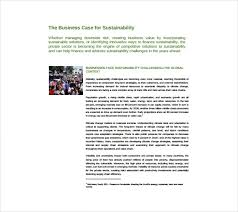 12 business case templates u2013 free sample example format