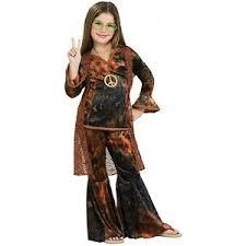 hippie costume kids 60s 70s halloween fancy dress ebay