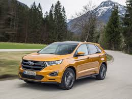 ford crossover suv edge ford of europe ford media center