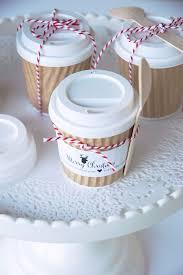 hot cocoa favors mini hot cocoa cups gift idea the tomkat studio