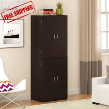 Pantry Cabinet EBay - Kitchen pantry storage cabinet