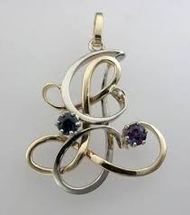 monogram pendants customized mothers pendants create and customize with birthstones