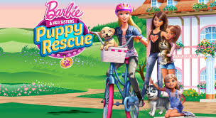 review barbie sisters puppy rescue darkain arts gamers