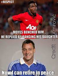 Terry Meme - john terry relieving fansfoot you ll never laugh alone