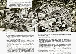 Rideau Centre Floor Plan by Rideau Centre History Part 7 The Preferred Solution Urbsite