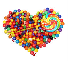 heart shaped candy pictures wave candy sugar heart shaped millions vectors