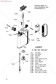 table lighters collectors u0027 guide lighter repair manual for all