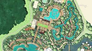 Walt Disney World Resorts Map by Four Seasons Resort At Walt Disney World Resort Plan Showing Am