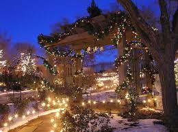Botanical Gardens Lights Amarillo Botanical Gardens Lights Up For Amarillo