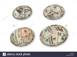 twenty five dollars financial nest eggs grow from a dollar to five dollars to ten