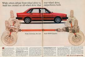 audi ads car ads and brochures u2013 spannerhead