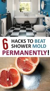 6 Brilliant Bathroom Hacks by 6 Hacks To Beat Shower Mold Permanently