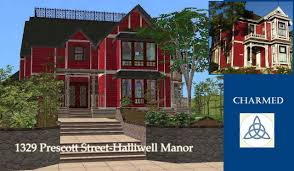 mod the sims 1329 prescott street halliwell manor