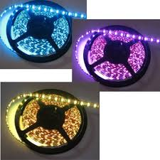 ribbon lights water resistant led flex strips led lights low power