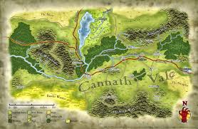 Map Of Faerun 3 5 Forgotten Realms The Red Hand Of Doom Ooc Thread