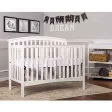Baby S Dream Convertible Crib by Dream On Me Eden 5 In 1 Convertible Crib Black Walmart Com