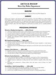 Law Enforcement Job Description Resume by Police Resume Examples Haadyaooverbayresort Com