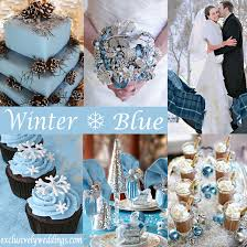 blue and silver wedding winter wedding what s your color exclusively weddings