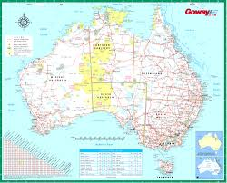 map of austrilia large detailed road map of australia australia large detailed