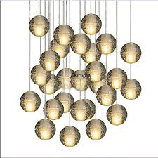 Modern Sphere Chandelier Glass Orb Chandelier White Orb Chandelier Gold Iron Milky Glass