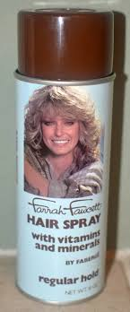 farrah fawcett hair color farrah fawcett hair spray faberge s farrah fawcett hair sp flickr