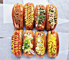 new england style hot dog bun mlb hot dog sausage guide nhdsc