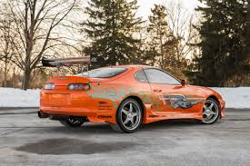 fast and furious cars wallpapers original fast u0026 furious toyota supra stunt car u2013 photos