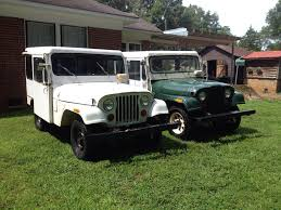 mail jeep conversion curbside classic 1982 jeep dj 5 dispatcher u2013still delivering the