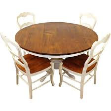 pine round dining table and 2 chairs round pine dining table and