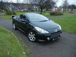 black peugeot for sale used black peugeot 307 for sale rac cars