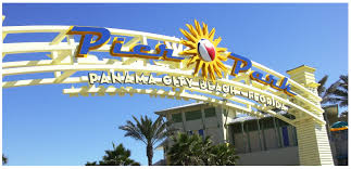 Panama City Beach Florida Map by Attractions Panama City Beach Florida
