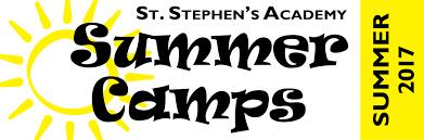 st stephen u0027s academy summer camps 2017