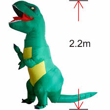 Inflatable Halloween Costumes Kids Cheap Costume Dinosaur Inflatable Aliexpress